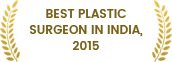 Best Facial Plastic Surgeon in India - 2015